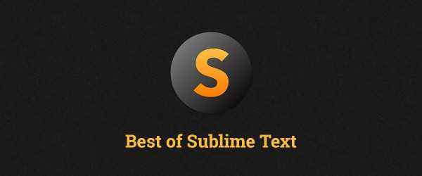 Sublime Text 3 第1张